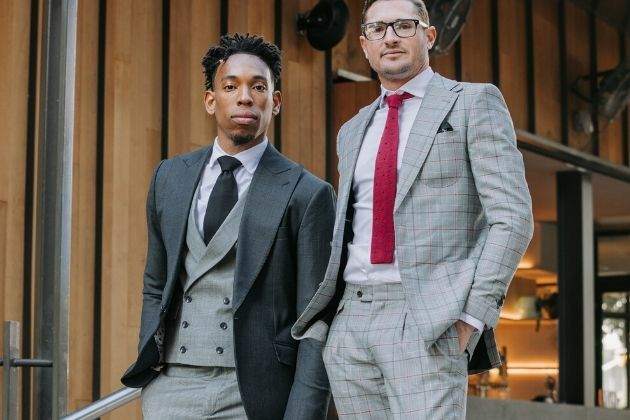 Body Shape & Men's Style: How to Dress for Your Body Type