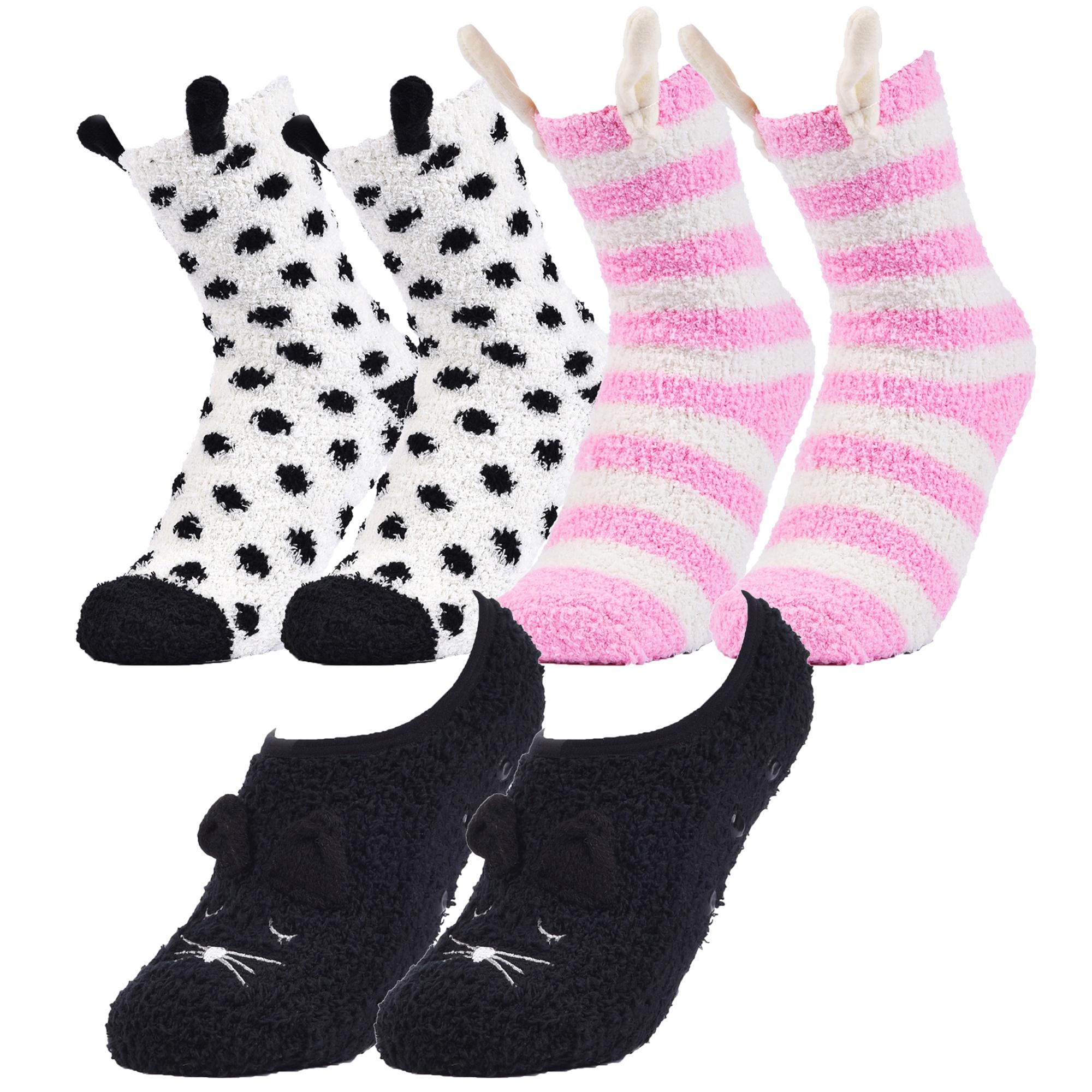 House Slippers warm winter socks Hand Knitting Winter Gift Accessory soft cozy socks Easter SALE White Hand Knit House Socks