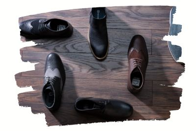 Choose the color of your Dress Shoes