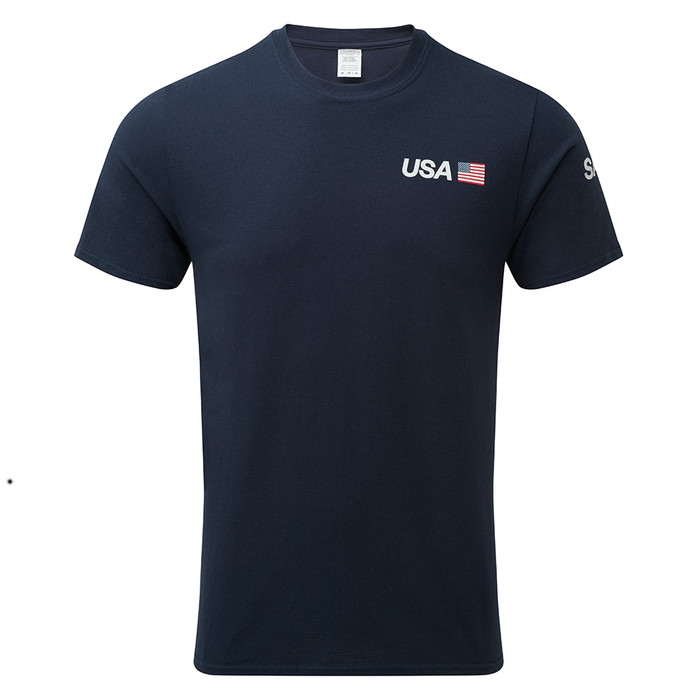 SailGP Cotton Team Tee - 4454-NAVUSA-1.jpg