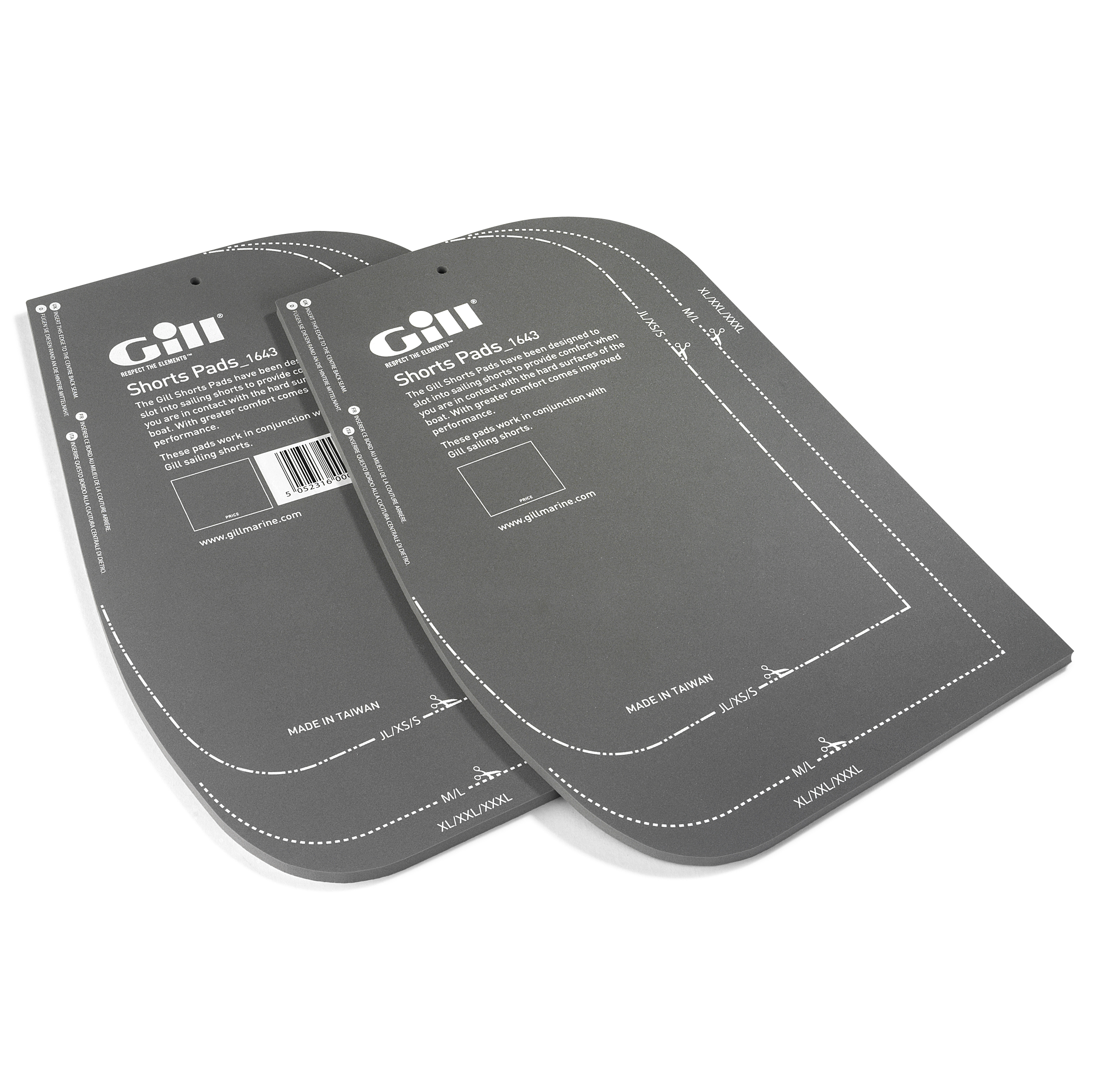 Seat Pads                                         - 1643-GRE01-1.jpg