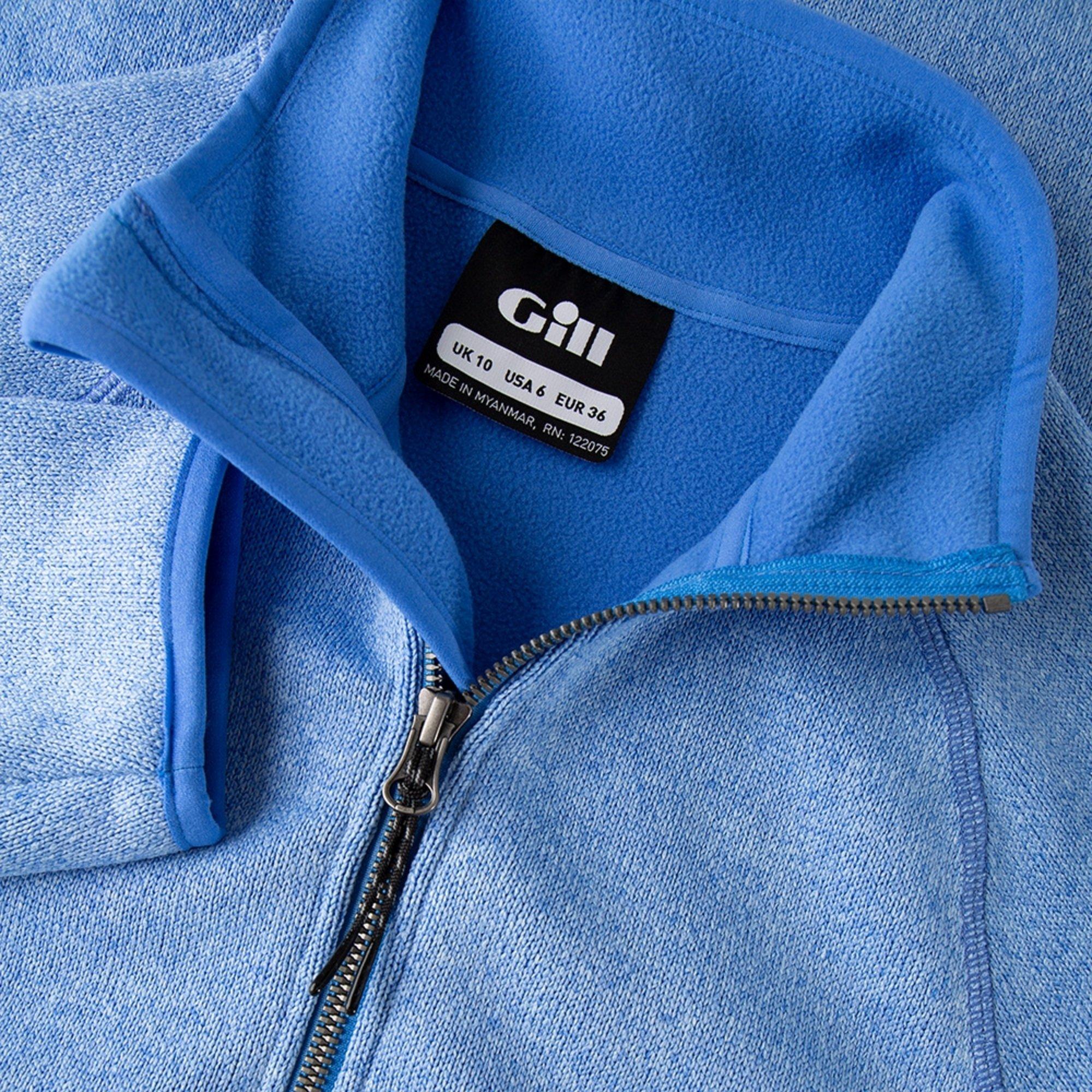 Women's Knit Fleece - 1492W-BLU18-5.jpg