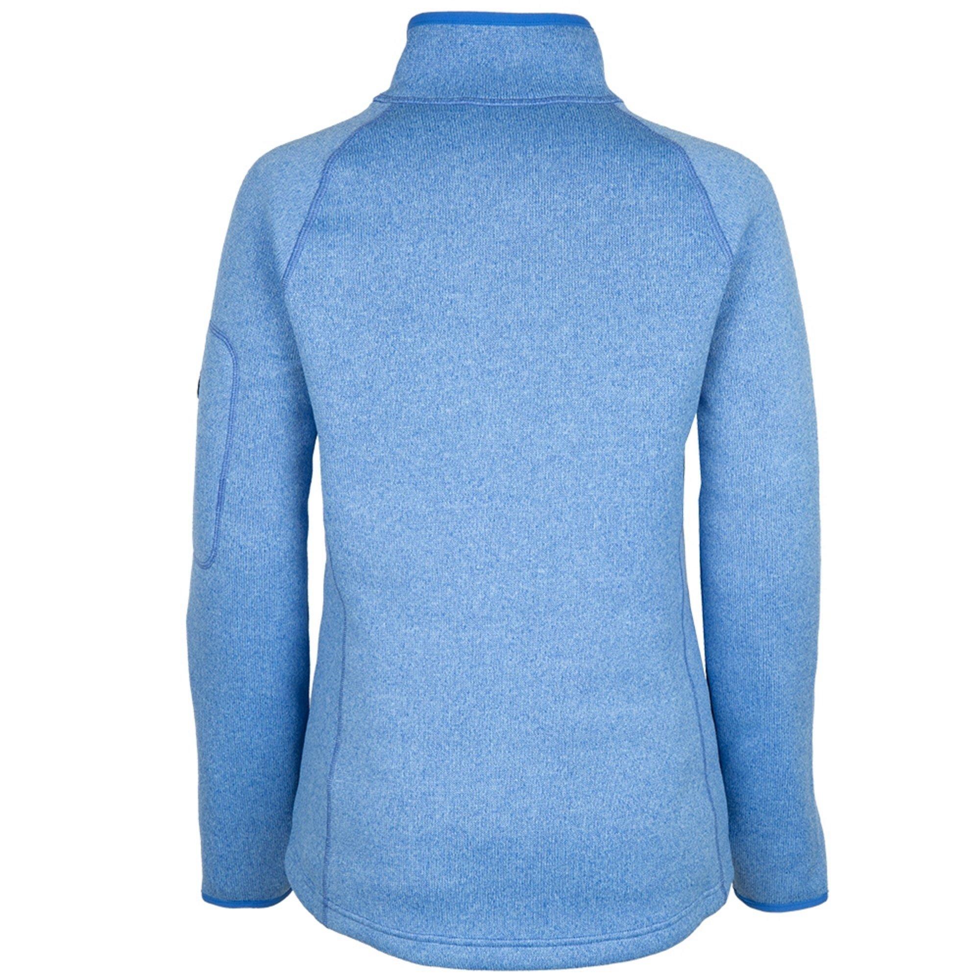 Women's Knit Fleece - 1492W-BLU18-3.jpg
