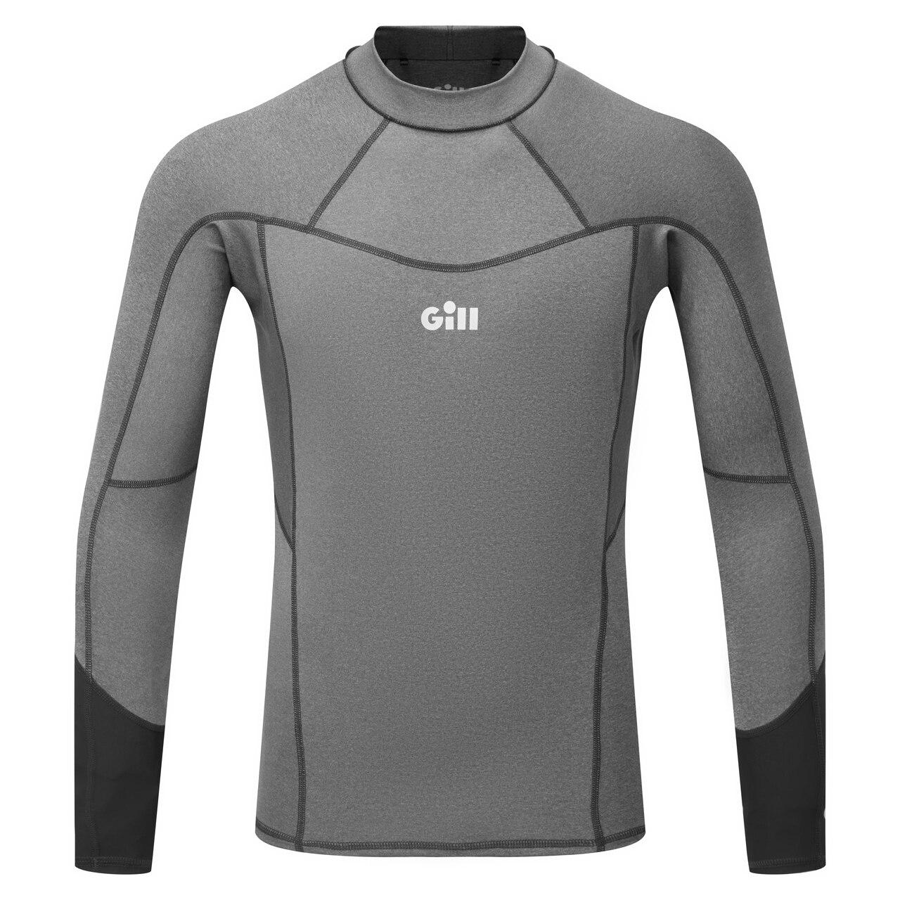 Pro Rash Vest Long Sleeve Men's - 5020-GRE18-1.jpg