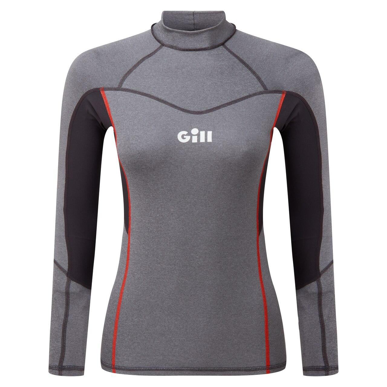 Pro Rash Vest Long Sleeve Women's - 5020W-GRE18-1.jpg