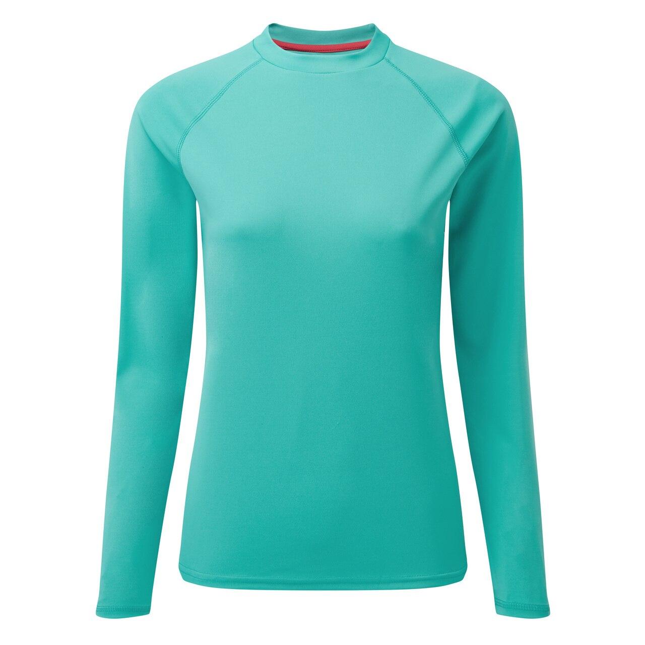 Women's UV Tec Long Sleeve Tee - UV011W-TUR02-1.jpg