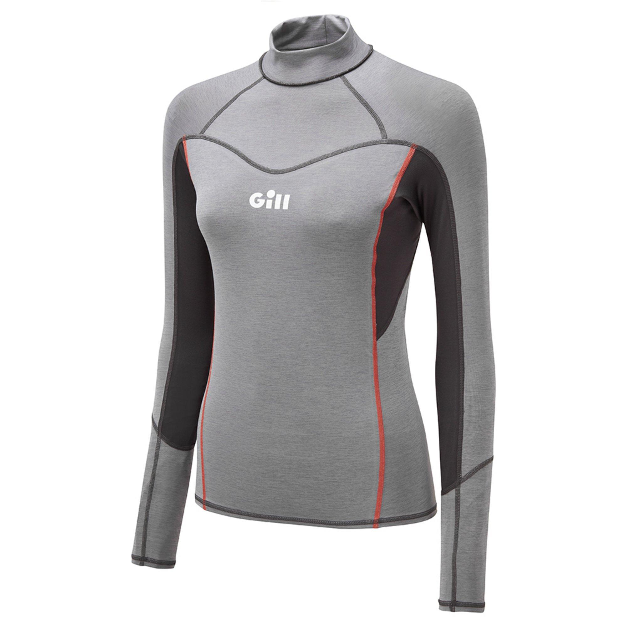 Women's Eco Pro Rash Vest Long Sleeve - 5025W-GRE18_3.jpg