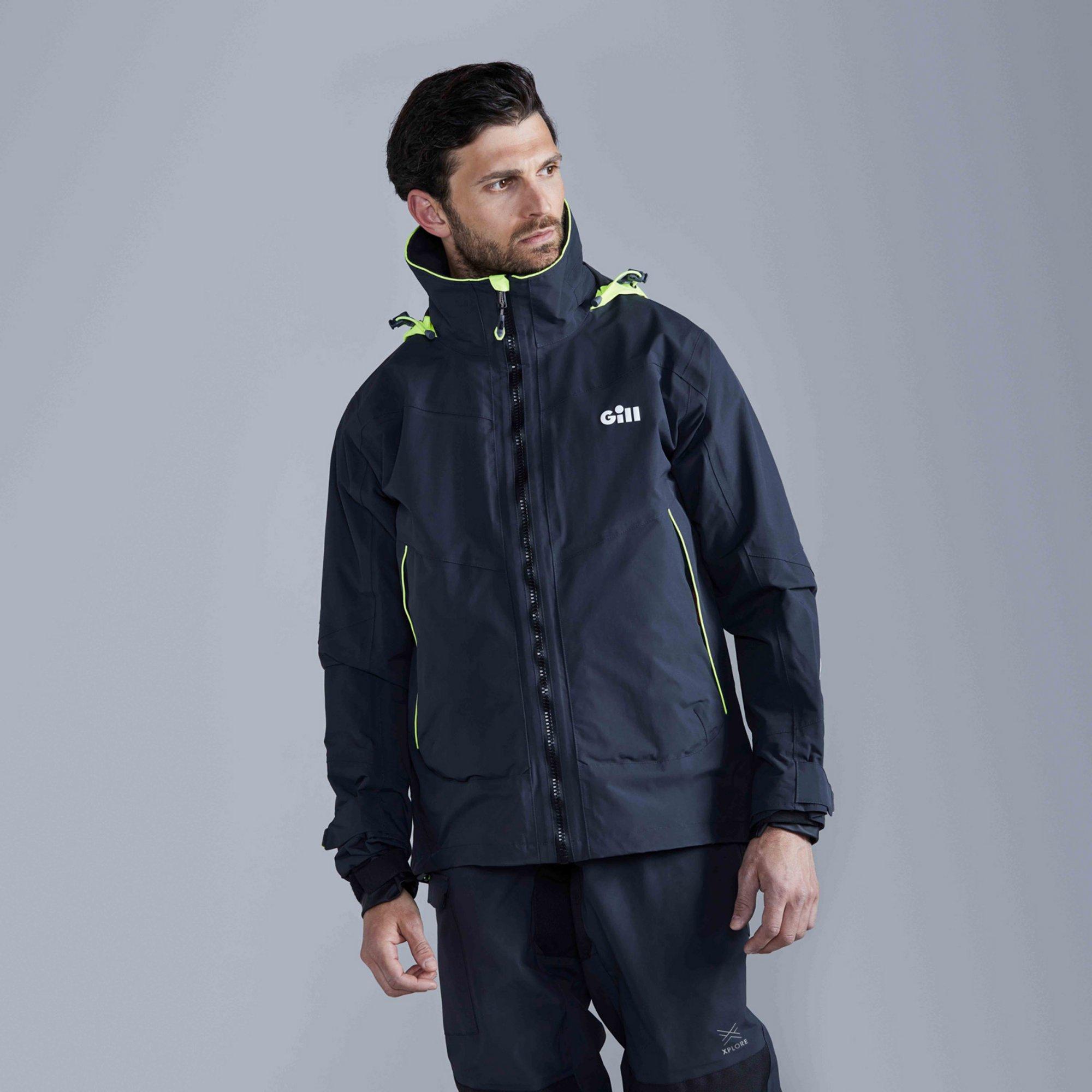 Men's OS3 Coastal Jacket - OS32J-GRA01-MODEL_11.jpg