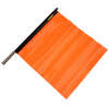Safety Flag - Orange, Spring Mount *Quick mount not included. Must order part 13089 for bracket
