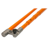 Heavy Duty Height Stick, extra durable for extra reliability. These are the best height sticks on the market! Orange Extra Heavy Duty Durable  Telescoping  HD-HEIGHT STICK,DEE,Deeper Mfg.