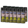 Reduces friction and wear, eliminates corrosion, able to withstand extreme temperatures, water resistant. Chain Gang Chain & Cable Lubricant - 1 case includes 12 bottles BA-LUBE Case Of 12,B/A,B/A Products