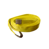 Features:  Heavy Duty Polyester Double Ply, 2-Ply Enforeced Webbing Lined Eyes for Superior Wear Protection Weather Resistant