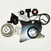Designed to help install a new PTO in minutes, the PTO Pump Mounting Kit makes switching PTO's from one tractor trailer to the next quick and easy. Simply clean the PTO shaft, grease it, and install the mounting kit. Built tough for years of future use.  - 35.00 LBS   OEM Part Number: CMKF12-6700-P8-AC