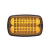 Strobe LED Flasher Yellow w/ White Lens M6AC M6AC,WHE,Whelen