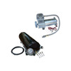 Air Horn Tank & Compressor Set