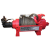 Tough and compact, the JP series are heavy duty hydraulic winches designed and tested for toughest applications. Minimum rope to drum ratio of 10:1, multi disc frictional brake, balance valve and heavy duty rope tensioner as standard.