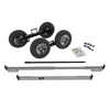 The XL X-Series™ Dolly has the most advanced features of any dolly in the world.