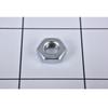 Nut 0.25 in. -28NF HEX JAM - Plated | Jerr-Dan PN 7660140230