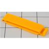 Yellow Frame Clip for Hose Track | Jerr-Dan PN 70050762