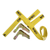 25K Bus Arm Strap Kit   Jerr-Dan PN 7577000363