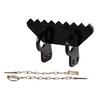 Spade/Claw Foot Kit for MPL   Jerr-Dan PN 2577000038S