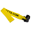 Tie Down Hook & Strap Combo | Roll-Off Equipment