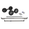 X-Series eXtended Life eXtreme Duty Dolly Set | ITD - 5.70 Speed, (XL-XD)