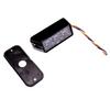 Amber LED Vertical Strobe Light w/Bracket   Cottrell 102402V-A