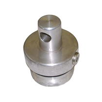 To determine if you have an IL (IN-LINE) end cap or a 90-degree end cap, you need to look at your original cylinder hydraulic input connections. If both the top and bottom end caps and hydraulic hoses enter the cylinder in a straight-line fashion, then yo