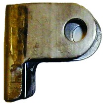 Cylinder Bracket with Lip | Cottrell