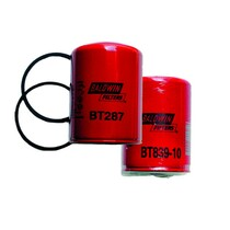 "This heavy-duty Baldwin Hydraulic Filter resists wear and tear while simultaneously minimizing the risk of contamination. It's designed with gaskets that serve as a helpful seal between the engine and the filter, maximizing its lifespan and enhancing its performance efficiency at the same time.  - Weight: 0.80 lbs.  - Dimensions: 3-11/16"" x 5-13/32"" 