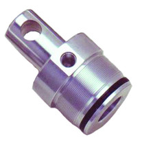 "Fits 3/8"" hosing. This fitting will connect to a Male Straight Thread O-ring. Will fit into a cylinder hydraulic port and connect to a JIC female fitting. 6 C5OX-S,PAR,Parker"