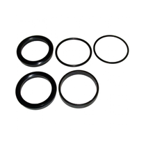 "Cylinder seal kit will fit a Delavan cylinder with the rod size of 1 ½"" and bore size of 2 ½"". The diameter measurement of the bore is 2 7/8"". This seal kit will replace all of the seals that are included in this cylinder. 040063P,DEL,Delevan"