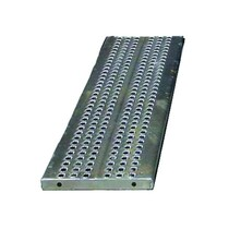 These sturdy-Cottrell loading skids will hold up to all standard size vehicles Load skid will fit any unit Cottrell Aluminum 18 in. x 91 in.  80017-44,COT,Cottrell