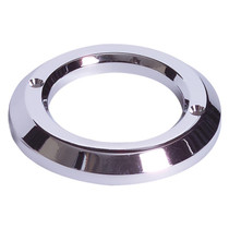 2in Chrome/plastic Grommet Cover: Maxxima Brand
