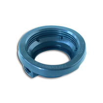 TruckLite Black Rubber Grommet - 2.5in w/ Wiring Channel
