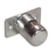"""Keep your information visible with this 12-volt Truck-Lite License Plate Light. It's housed in cadmium-plated steel to hold up to hard wear, and the incandescent bulb is easily replaceable thanks to screw-on cam covers.  - Dimensions: 2.75"""" x 1.5"""" x 2""""   OEM Part Number: 26330-3BULK"""