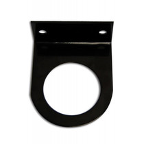 Mount round lights using this TruckLite Mounting Bracket. The 90-degree bracket accommodates 2.5-inch lights. It is made of steel and has two screws to keep the light firmly in place. | OEM Part Number: 10729