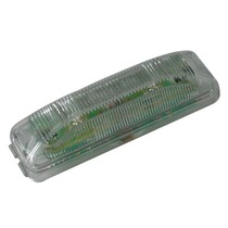 Marker & Clearance - 4 LED's Red/Clear 19251R3BULK,TKL,TruckLite