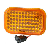 Rear Turn Light - 70 LED's 45251Y,TKL,TruckLite
