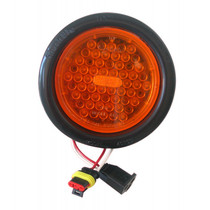 TruckLite 4 Round LED Light Kit - FRONT / PARK / TURN