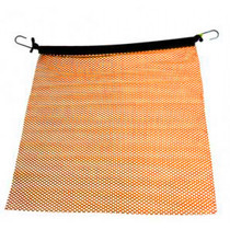 EZ HOOK WARNING FLAG OVERSIZE/ ORANGE
