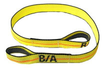 The Motorcycle Wheel Lift Sling Straps for towing includes 2 slings with a carrying bag. The 2 slings are used to lift and tow the motorcycle. With the use of your own straps, you can secure the wheels to a tow bar or to a wheel lift.  - Sling straps measure 2 x 56 inches  - Straps have reinforced eyes  - Comes with storage bag | OEM Part Number: 21-1