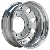 Fit these Aluminum Rims to your vehicle for superior road holding due to their light weight. Aluminum is corrosion-resistant, providing long-lasting durability in all weather.  - Diameter: 19.5 in.  - Width: 7.5 in.  - Weight: 40 lbs.  - 10 flush lug holes