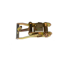 Strap Ratchets come in two handle styles, narrow and wide.The wide sized handles are made for larger gloved hands. When ordering just match your current ratchet with one of ours and make sure you are aware of the working load limit (WLL). Ratchets are normally the weakest part of a tie down.