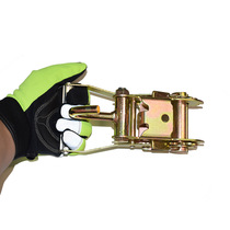 2 in. Wide Handle Ratchet w/ Finger Hook | ECTTS