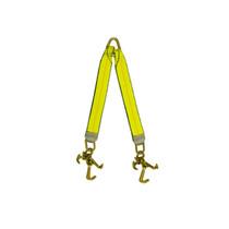 Low Profile V-Strap 30in w/R, T & Mini J | BA Products