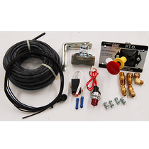 Replace the PTO shifting mechanism in your rig with this Hydraulic PTO Air Shift Kit. It illuminates to let you know when the PTO is engaged, and it includes everything you need to make secure connections. | OEM Part Number: 328388-37X