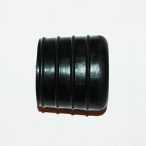 BLK H/D RUBBER FOOT CAP FOR HEAVY DUTY HEIGHT STICK  H/D CAP,DEE,Deeper Mfg.
