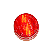 TruckLite Marker Light | Round Red LED